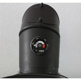 Teploměr kouřových spalin - bimetalový