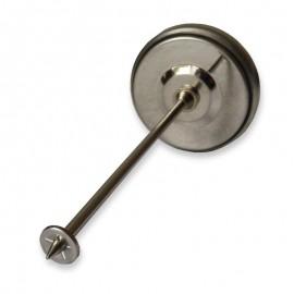 Zajišťovací podložka Ø 4 mm k teploměru