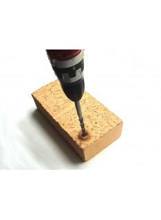 Kvalitní vrták do šamotu Ø 10 mm