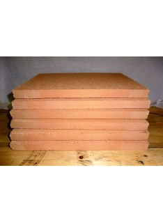 Šamotová deska 400 x 300 x 25 mm