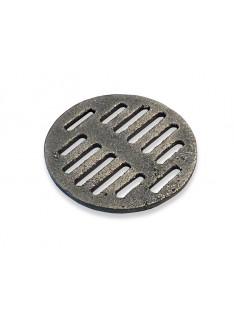 Litinový rošt kulatý ⌀ 135 mm