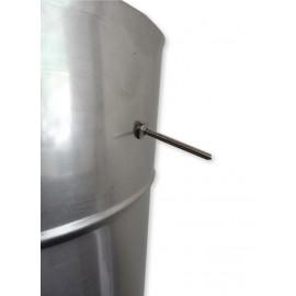 Kvalitní vrták Ø 4,2 mm na nerez