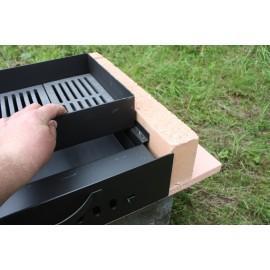 Set ohniště do grilu s regulací vzduchu  SB05