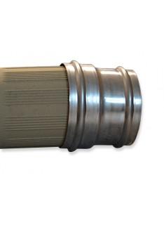 Napojovací díl 200/200 mm  -  vnější Ø 223