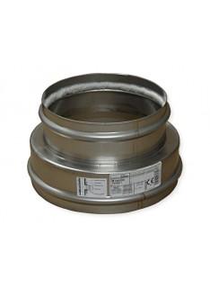 Napojovací díl 180/200 mm - vnější Ø 223