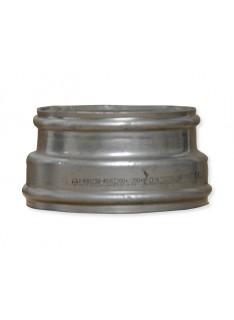Napojovací díl 200/200 mm - vnější Ø 235