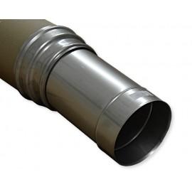 Napojovací díl 180/180 mm - vnější Ø 212