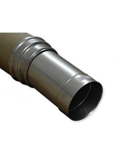 Napojovací díl 180/180 mm - vnější Ø 220