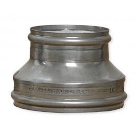 Napojovací díl 150/180 mm - vnější Ø 220