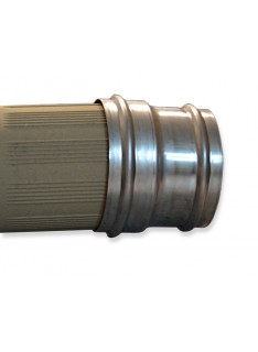Napojovací díl 160/160 mm - vnější Ø 177