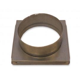 Zděř mřížková Ø 125 mm, 170 x 170 mm