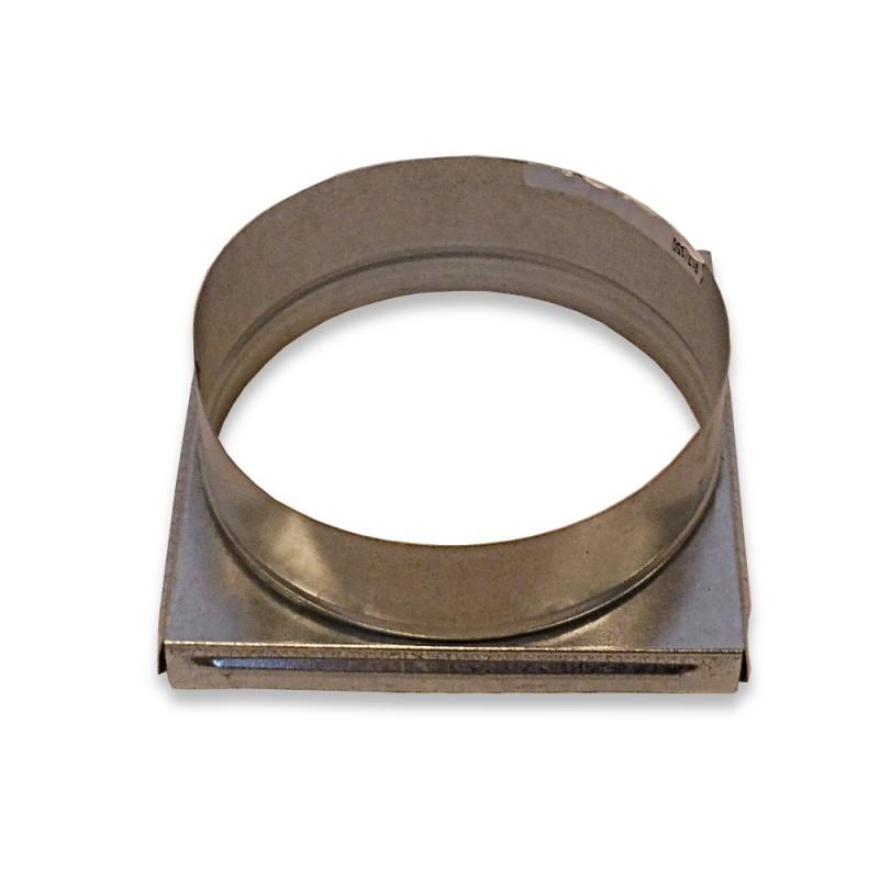 Zděř mřížková Ø 150 mm, 170 x 170 mm