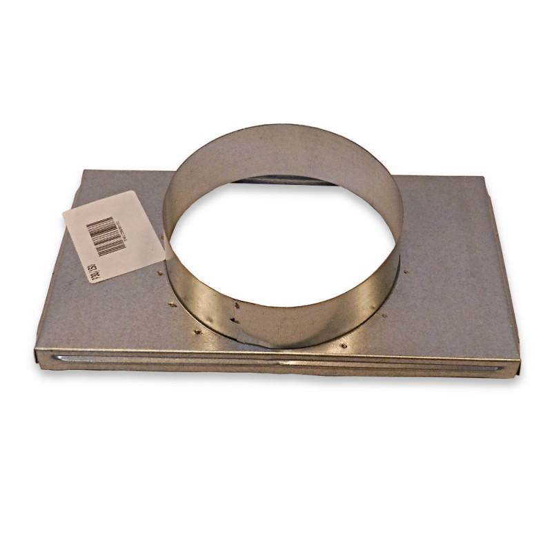Zděř mřížková Ø 150 mm, 170 x 300 mm