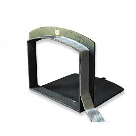 Plochá samolepicí těsnící páska 30 x 2 mm 1,5 m