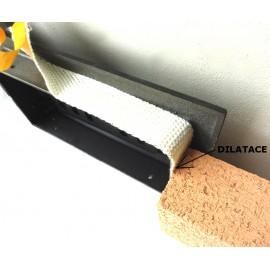 Plochá samolepicí těsnící páska 60 x 2 mm 1,5 m