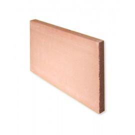 Šamotová deska 750 x 500 x 30 mm
