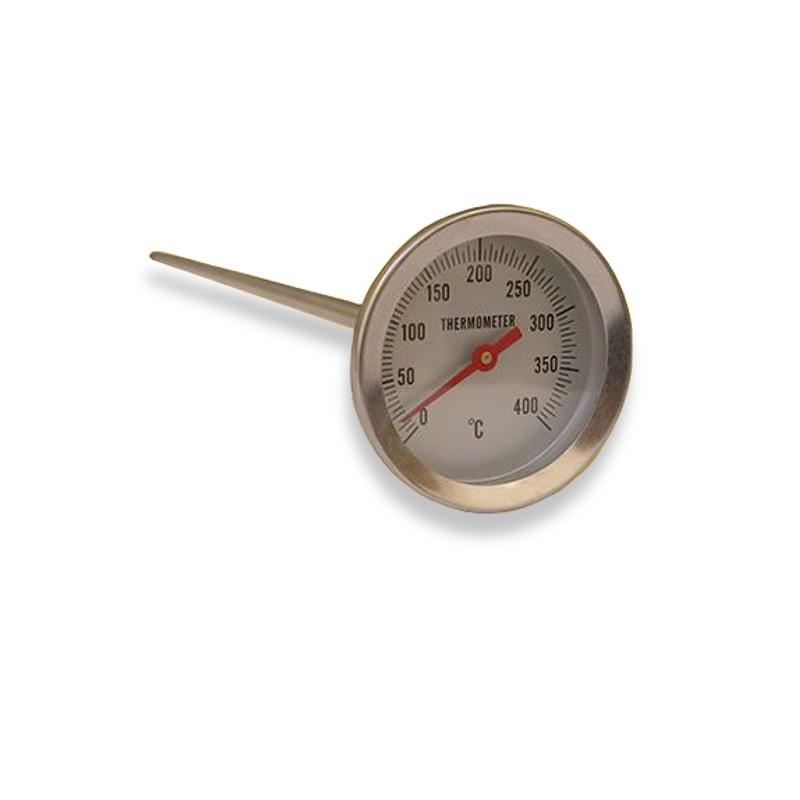 Teploměr do udírny, délka: 300 mm - udírenský teploměr