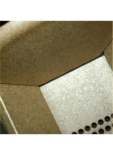 Vermikulit do spalovací komory, síla: 30 mm