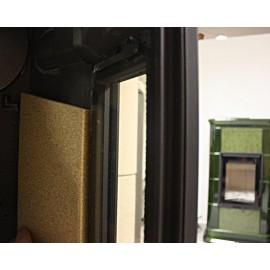 Vermikulit do spalovací komory, síla: 25 mm