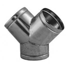 Kanál pro přívod spalovacího vzduchu -Y-kus  Ø 150 mm