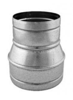 Kanál pro přívod spalovacího vzduchu - redukce Ø 125 150 mm