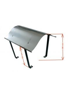 Komínová stříška NAPOLEON na Ø 120 až 200 mm dvouprůduch