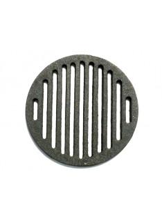 Litinový rošt kulatý 215 mm