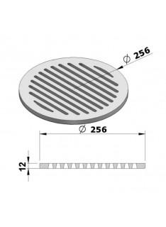 Litinový rošt kulatý 260 mm
