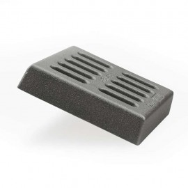 litinový rošt na kamna ABX - 135 x 135 mm