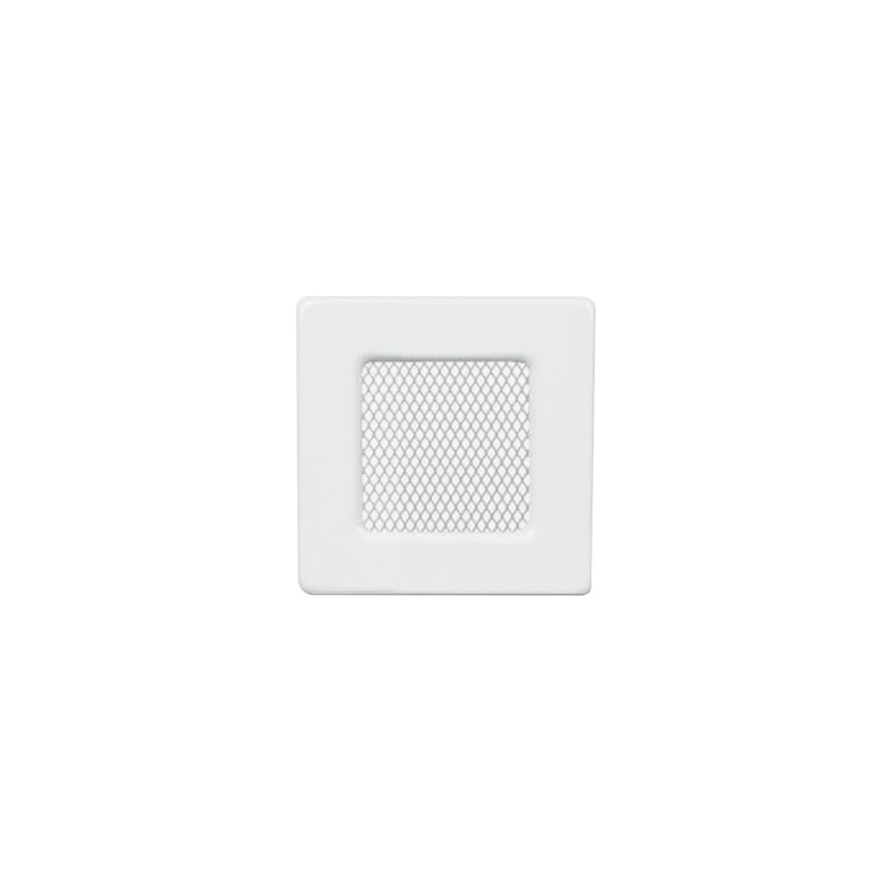 Mřížka 110 x 110 mm - bílá